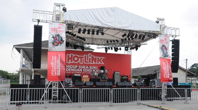 Hotlink Event