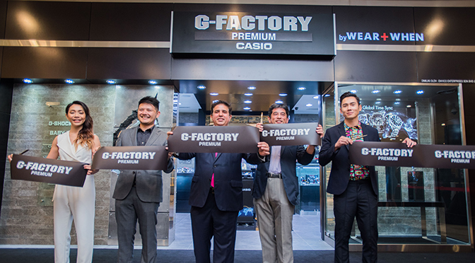 G – Factory Grand Opening